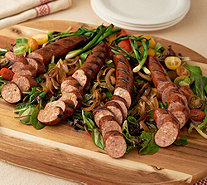Ships 4/3 Country Pleasin' (5) 14 oz. Smoked Sausage Sampler - M54470