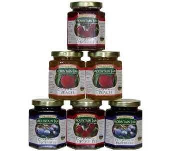 Colorado Mountain Jam Certified Organic Fruit Sampler - M111771