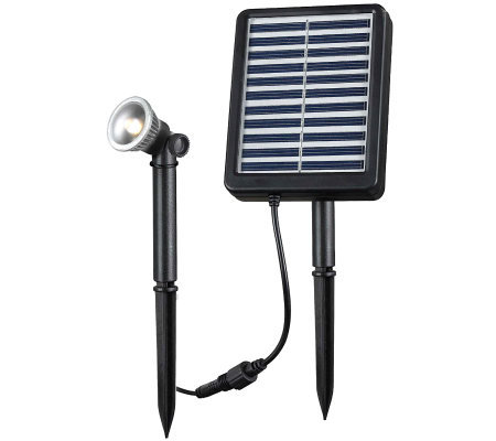 Kenroy Home Solar Spotlight 0.5W