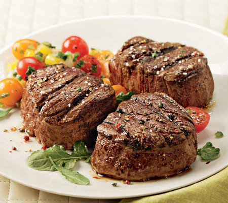 Kansas City Steaks (12) 8oz Filet Mignon