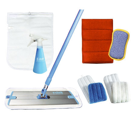 e-cloth Basic 7-Piece Cleaning Set