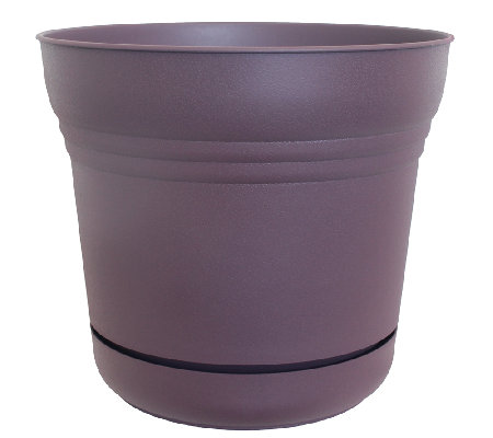 "Bloem 12"" Saturn Planter"