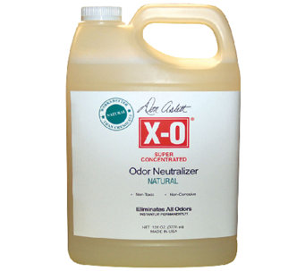 Don Aslett's Super Concentrated X-O Odor Neutralizer Gallon - M114573