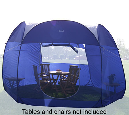 As Is Playhut 14u0027x8u0027Deluxe Po rtable Hexagona l ...  sc 1 st  QVC.com & As Is
