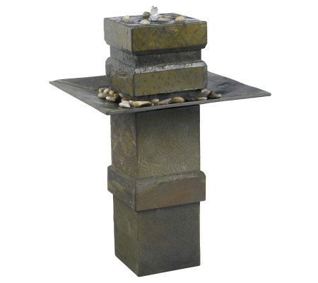 Kenroy Home Cubist Outdoor Fountain