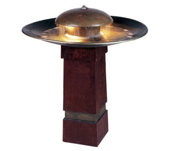 Portland Sound Outdoor Floor Fountain - M110674