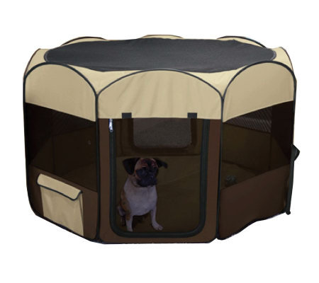Deluxe Pop-Up Playpen