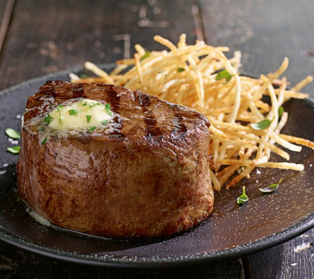 Kansas City Steak Eight (6-oz) Filet Mignon
