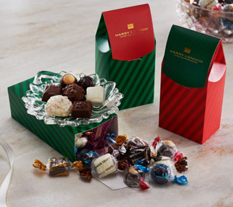 Ships 12/12 Harry London 7lb. Chocolate Assortment w/12 Gift Boxes - M51174