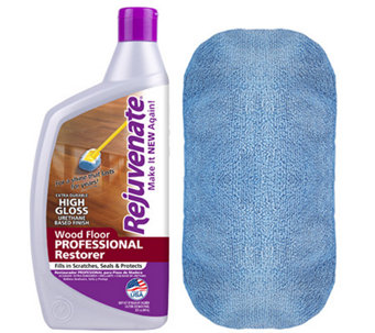 Rejuvenate 32-oz Restorer Hi-Gloss Finish w/ Microfiber Bonnet - M114975