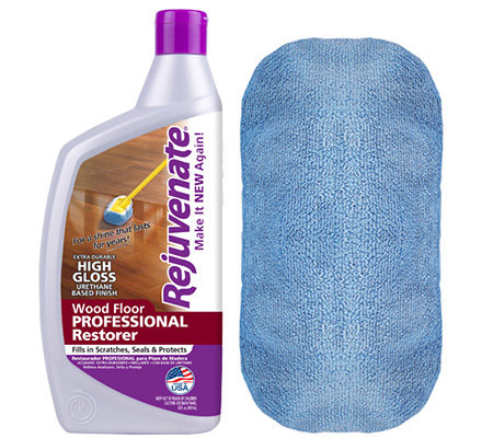 Rejuvenate 32-oz Restorer Hi-Gloss Finish w/ Microfiber Bonnet