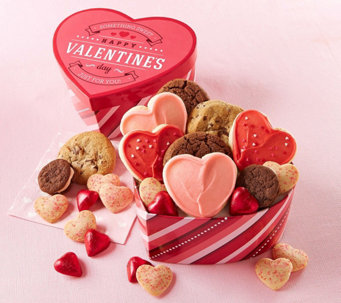 Cheryl's Heart Treats Box - M115675