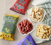 Vegan Rob (18) 1.25-oz Bags of Snack Puffs Assortment - M59175