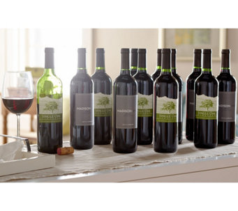 Vintage Wine Estates Winery Favorites 12-Bottle Set - M50176