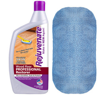 Rejuvenate 32-oz Restorer Satin Finish w/ Microfiber Bonnet - M114977