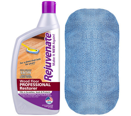 Rejuvenate 32-oz Restorer Satin Finish w/ Microfiber Bonnet