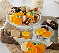 Cheryl's 48 Piece Fall Frosted Cookie Assortment - M51677