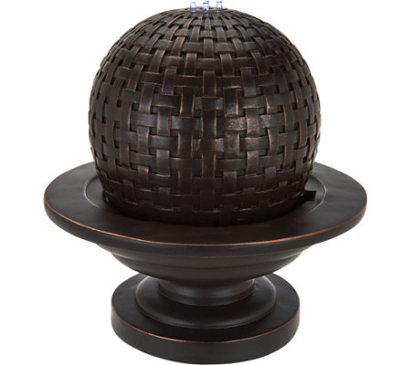 Scott Living Indoor/Outdoor Table Top Portofino Fountain