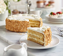 Junior's 4.5 lb. Toasted Coconut Layercake - M53177