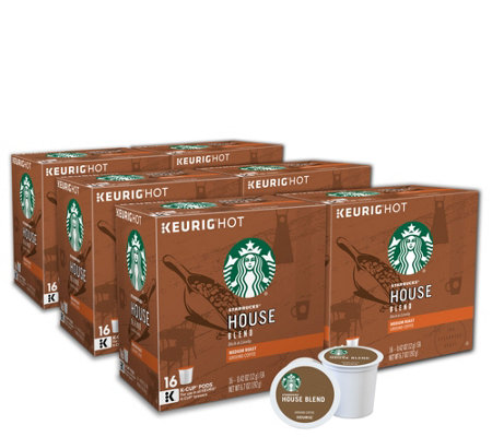 Keurig 96-ct Starbucks House Blend Coffee Pods