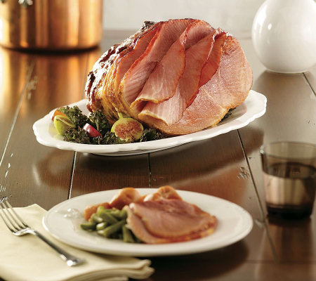 Paula Deen's Smithfiled 7.5lbs Honey Cured Ham