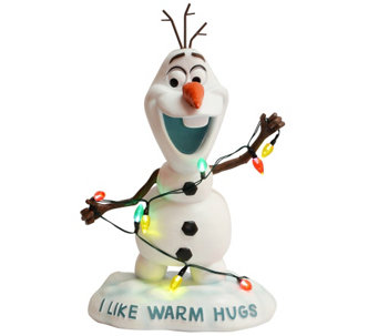 Disney's Frozen Light Up Indoor/Outdoor Figurine - M45779