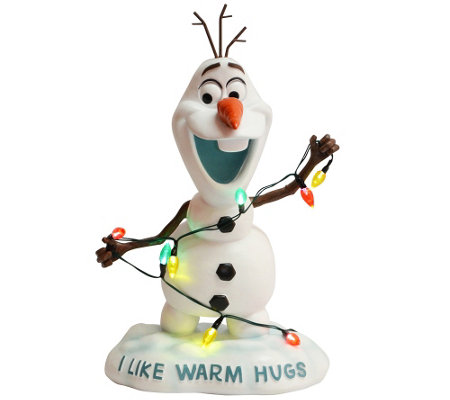 Disney's Frozen Light Up Indoor/Outdoor Figurine