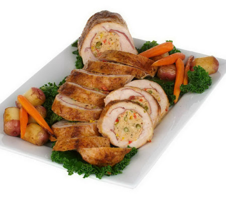 The Perfect Gourmet 2.5-2.8 lb. Stuffed Chicken