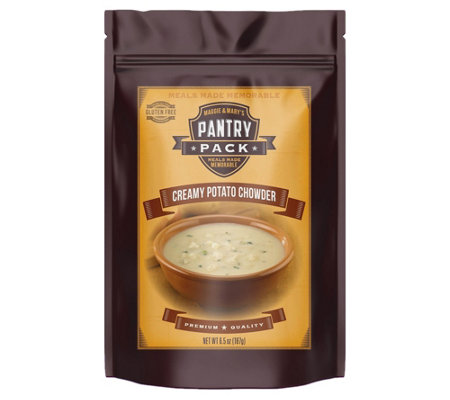 Maggie & Mary's 4-Pack Creamy Potato Chowder Soup Mixes