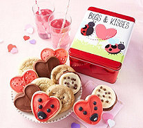 Cheryl's Bugs and Kisses Gift Tin - M115681