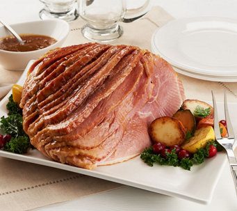 Smithfield 8-9 lb. Brown Sugar Bone-In Ham Auto-Delivery - M53781