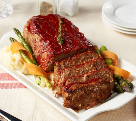 Davio's (2) 2 lbs. of Restaurant Style Meatloaf