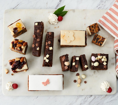 The Original Cake Co. 5-pc Spring Holiday Cake Sampler