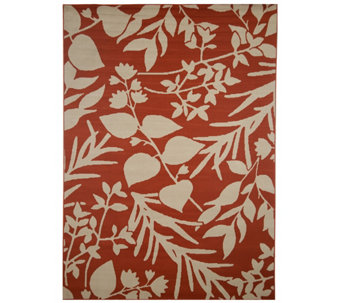 Tommy Bahama Indoor/Outdoor 7x10 Botanical Rug - M48182