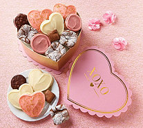 Cheryl's Heart-Shaped Gift Box - M115683