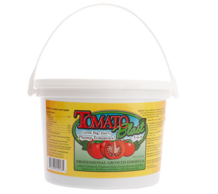 TomatoBlast Growth Formula 3-lb Bucket