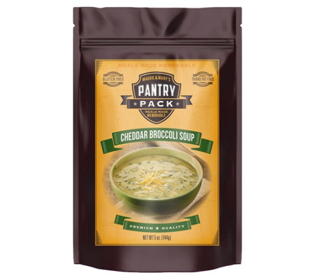 Maggie & Mary's 4-Count Pantry Pack Cheddar Broccoli Soup Mix