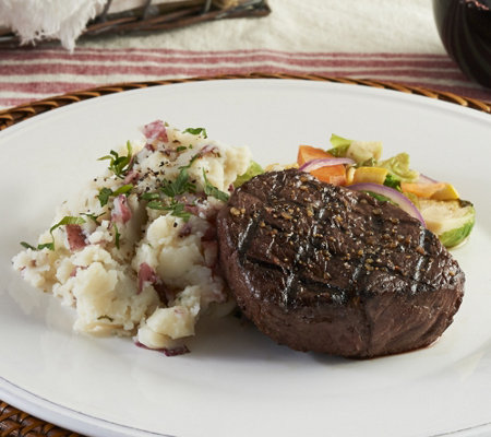 Rastelli Market Sirloin Steaks Certified by American Heart Association