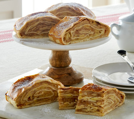 Prop and Peller (16) 5.65 oz. Imported Bavarian Apple Strudel