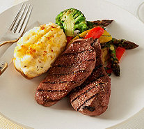 Kansas City (10) 4 oz. Top Sirloin Steaks and Potatoes Auto-Delivery - M54186