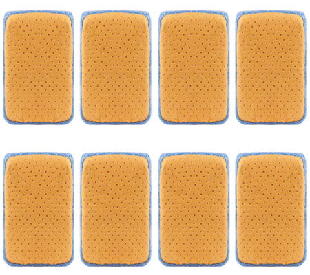 Rejuvenate Set of 8 Chamois Applicator Pads