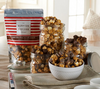 Hampton Popcorn Set of 8 Candy Sweet Treat Popcorn Bags - M53487