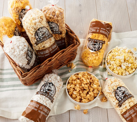 Farmer Jon's Sweet & Salty 12 Bag Popcorn Assortment Auto-Delivery