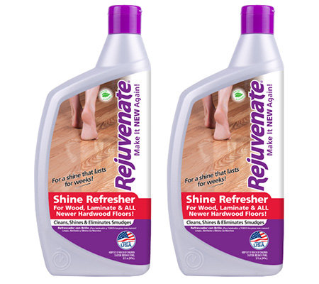 Rejuvenate Set of 2 32-oz Shine Refreshers