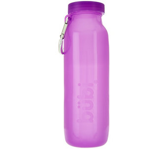 Scrunchable Multi-Use Silicone Water Bottle - M49191