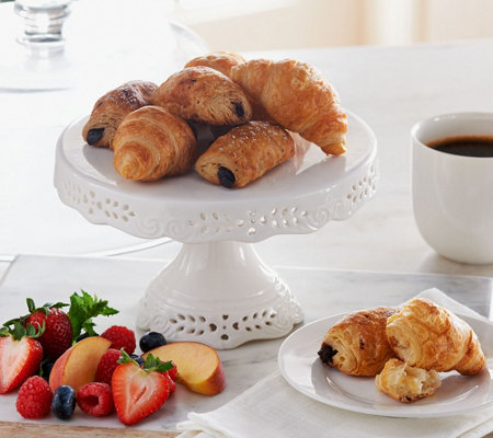 Authentic Gourmet 80 Mini French Croissants