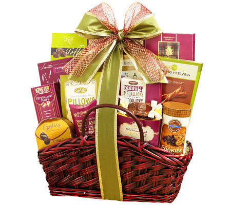 Get a great selection of gourmet gift baskets, food gifts, premium chocolate, fruit, wine and more at Baskets. No matter the occasion, find the perfect way to show you care with Cash Back at Ebates on discount gift baskets and gourmet food.