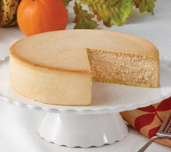 "Junior's 8"" Pumpkin Cheesecake - M115592"