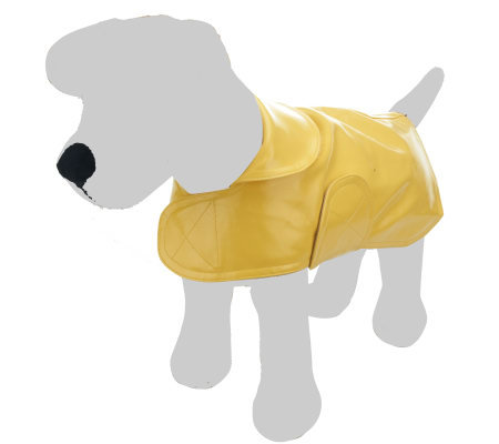 Classic Dog Waterproof Raincoat by Canine Styles