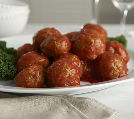 Mama Mancini's 6 lbs. of Mozzarella Stuffed Meatballs